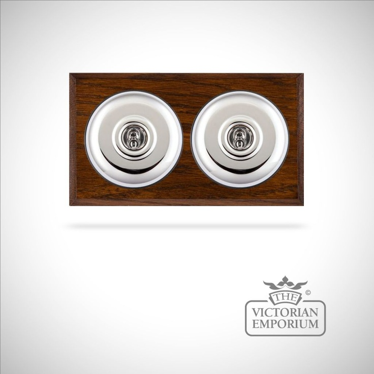 Victorian Light Switches - Sockets and switches