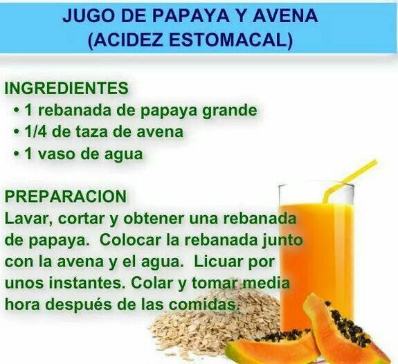 Para la acidez estomacal remedios caseros pinterest