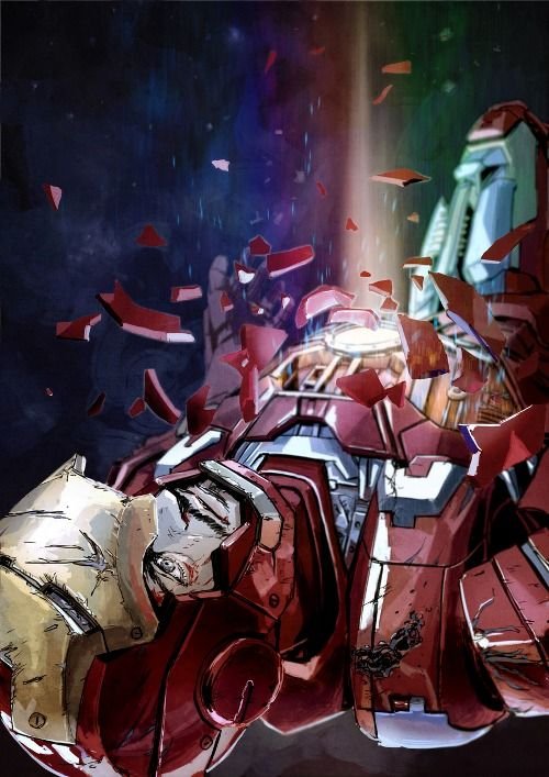 Iron Man: The Fall