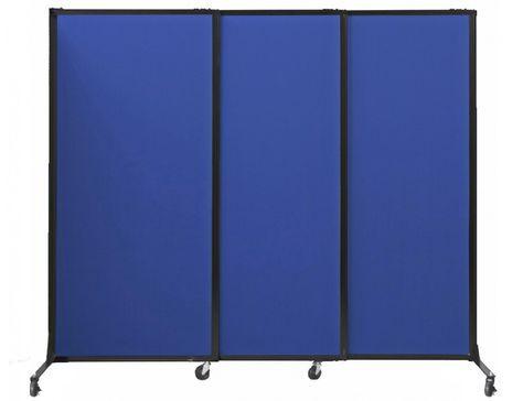 Afford-A-Wall (Sliding) Portable Partition  versare.com