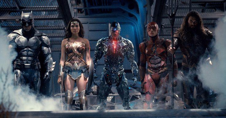 Onde está o Superman no trailer da Liga da Justiça?