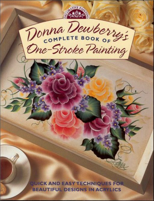 Complete book of one stroke painting