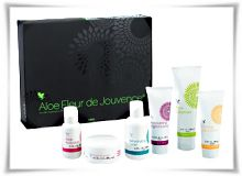 Aloe Fleur de Jouvence | Σετ περιποίησης προσώπου Άνθος Νεότητας Αλόης της Forever Living Products. #ForeverLivingProducts   #facecare #AloeVera