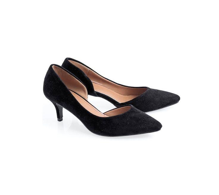 Lodičky v koženom vzhľade | modino.sk #ModinoSK #modino_sk #modino_style #style #fashion #spring #summer #shoes #pumps