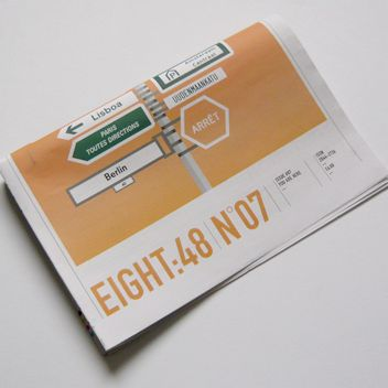 Counter Print – Eight:48 Issue 7 – £6