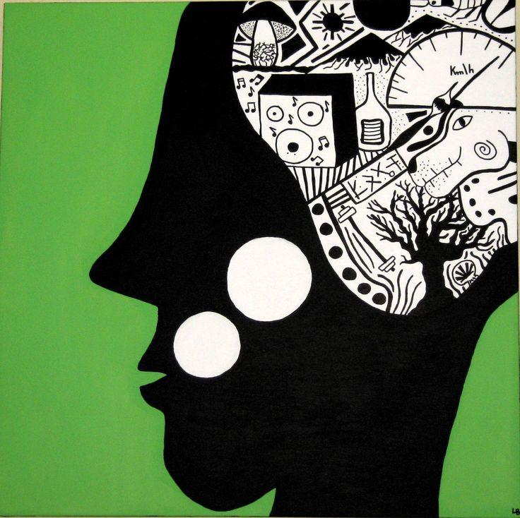 """Colori, alieni, ossa, viaggi della mente e strane creature. Gli Stolti vi fanno conoscere un nuovo Artista con la A maiuscola. """"L'Arte degli Stolti"""" - rubrica sugli artisti contemporanei - presenta: Loberg, un viaggio sull'astronave terrestre. #arte #cultura"""