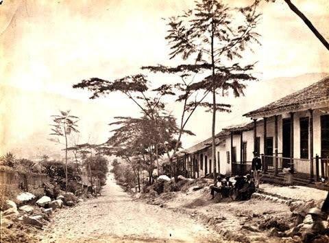 Calle Ayacucho 1909. Medellin.