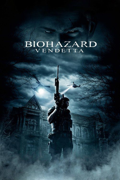 Watch Resident Evil: Vendetta 2017 Full Movie HD Download Free torrent