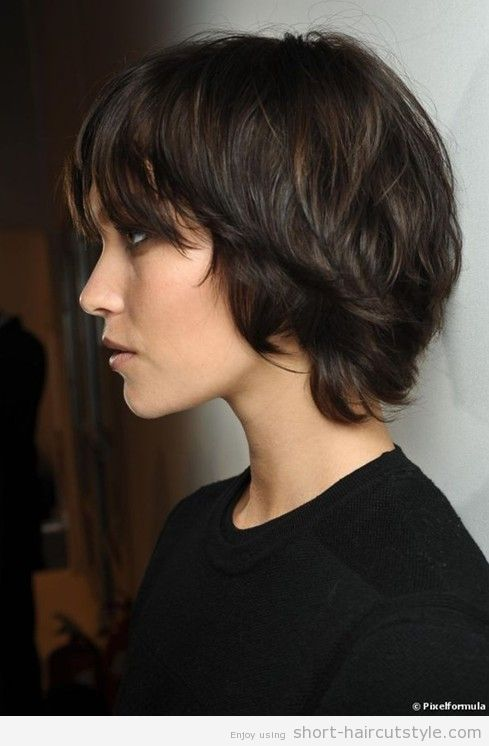Short-Chin-Length-Shag-Haircuts-2014.jpg (489×746)