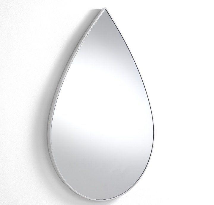 Specchi Da Muro Moderni.Specchio Moderno Da Muro A Forma Di Goccia Specchi E Specchiere
