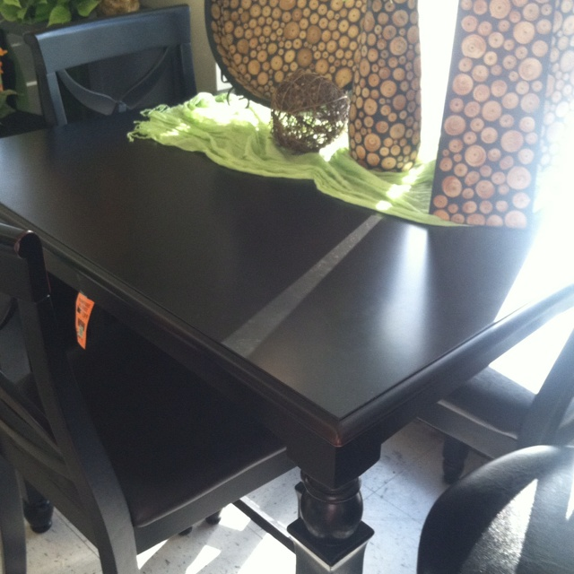 Dining table and chairs Hobby lobby Decor