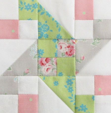 Farmer's Wife Quilt Along Week 46 - Pretty by Hand - Pretty By Hand