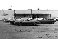 #lookingback The Board of Supervisors voted on March 15, 1967, to purchase an existing commercial building on West Main Road, Batavia and the County began renovation of the building on June 12 as a temporary home for the college. The college opened its doors to its first students on September 28, 1967.