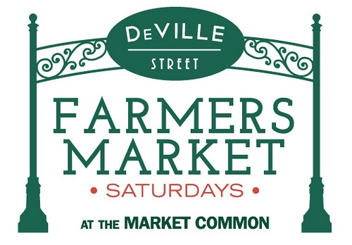 Farmers Market every Saturday from 8am - 12pm at The Market Common in Myrtle Beach.