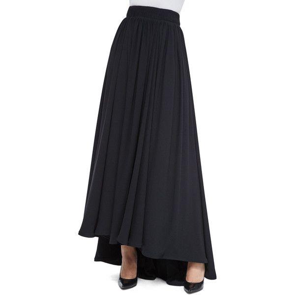 Best 25  Long high waisted skirts ideas on Pinterest | Circle ...