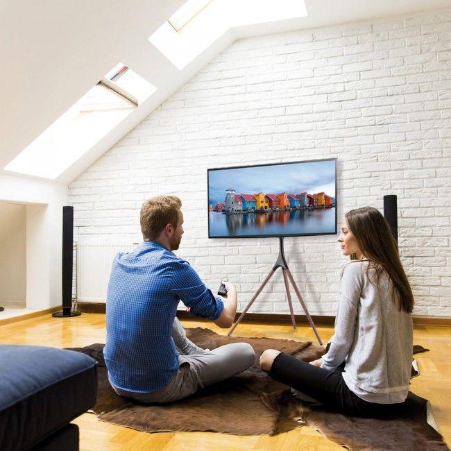 Supporti Tv Monitor Da Pavimento Monitor Pavimenti Tv