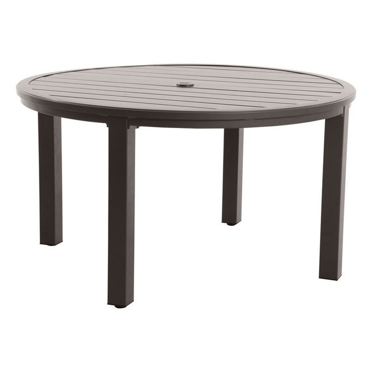 1000 Ideas About Round Patio Table On Pinterest