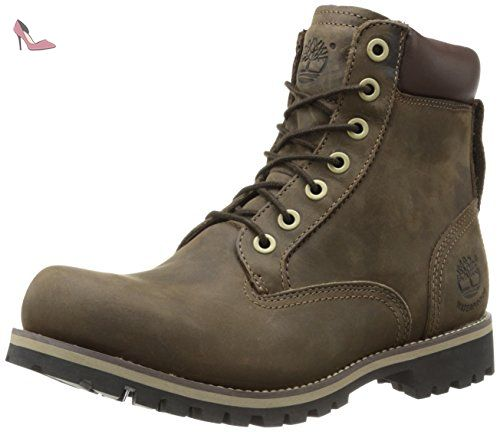 Fitchburg Waterproof, Oxfords Homme, Marron (Medium Brown), 46 EUTimberland
