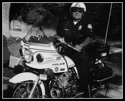 https://flic.kr/p/6NE478 | 1993 LAPD Police Kawasaki Motor