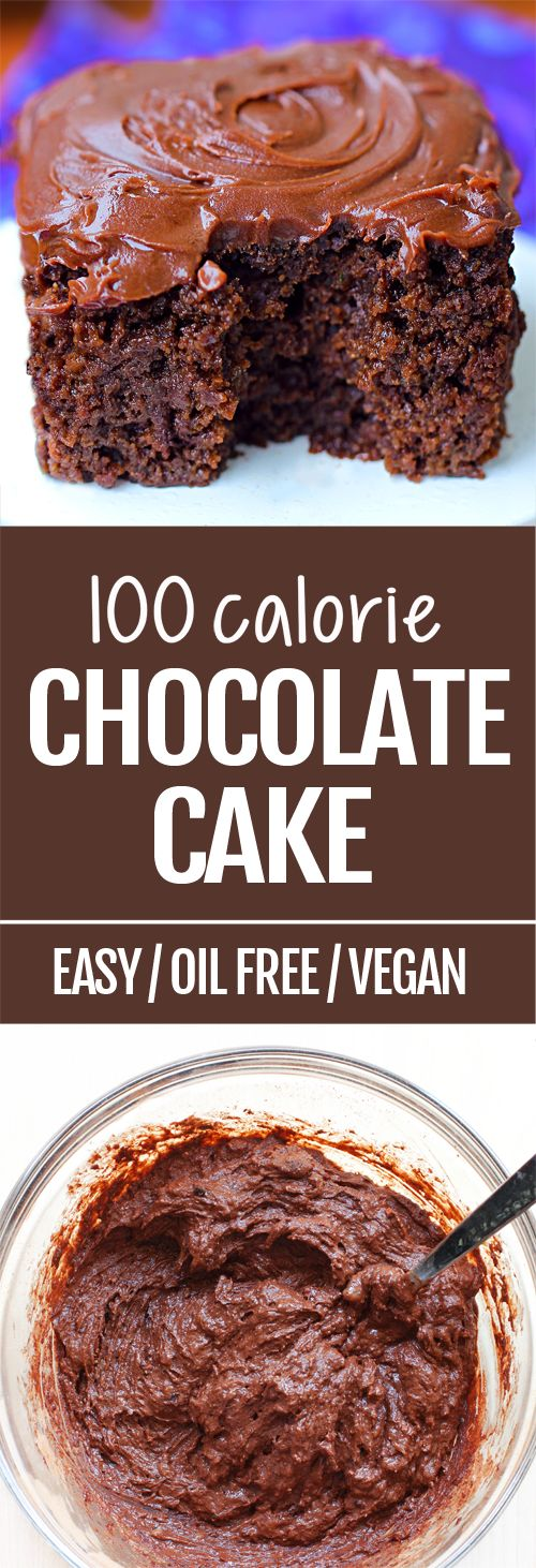 Dieses 100-Kalorien-Schokoladenkuchen-Rezept erhält jedes Mal begeisterte Kritiken, wenn ich es mache. N …  – Gateau