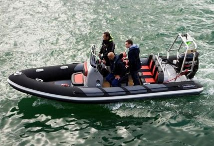 Ribquest Rib Boats