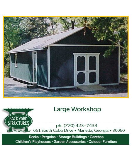best garden shed images on pinterest garden sheds - Garden Sheds Georgia