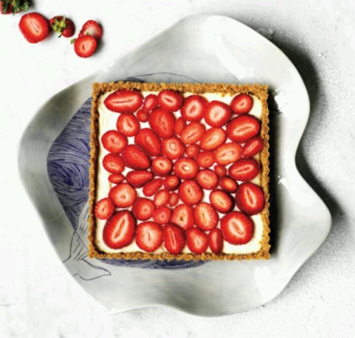 square tart | Baking Inspiration | Pinterest
