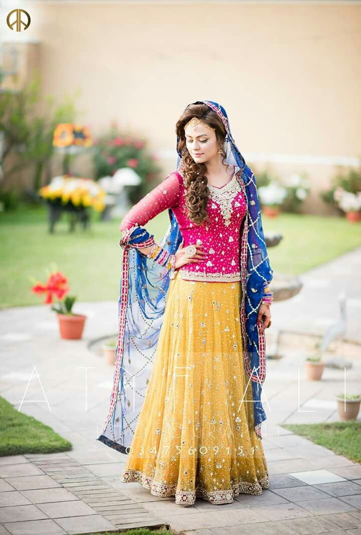 Mehndi Party What To Wear : Best mehendi wear images on pinterest mehndi dress
