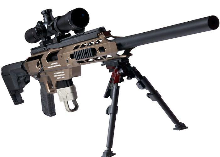 Airsoft Surgeon Custom T21 Gas Sniper Rifle   Guns   Pinterest M14 Ebr Sniper Rifle