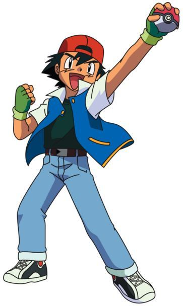 I've been told I should cosplay Ash Ketchum from Pokemon by a couple of people...maybe I'll actually do it sometime!
