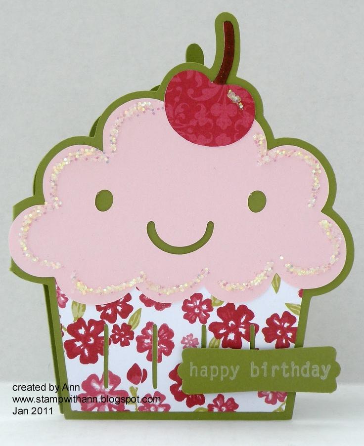Create a Critter - Cupcake