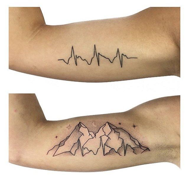 Mountain Tattoo Artist: EQUILATTERA  Private Tattoo Studio