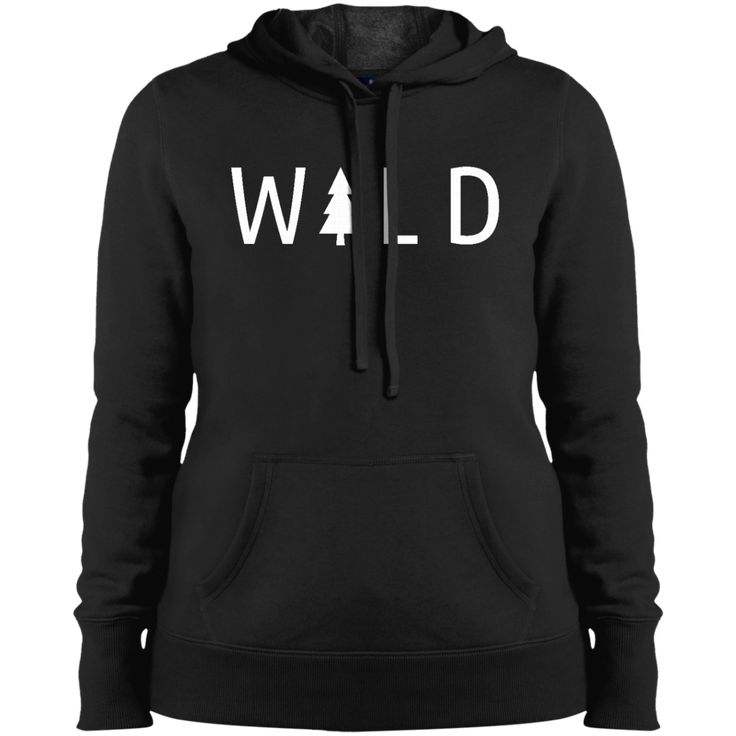 Wild Hoodie from Munkberry. These shirts are great for everyday, travel, hiking, running, yoga, and active wear for women. Great gift idea for women, ladies, girls.