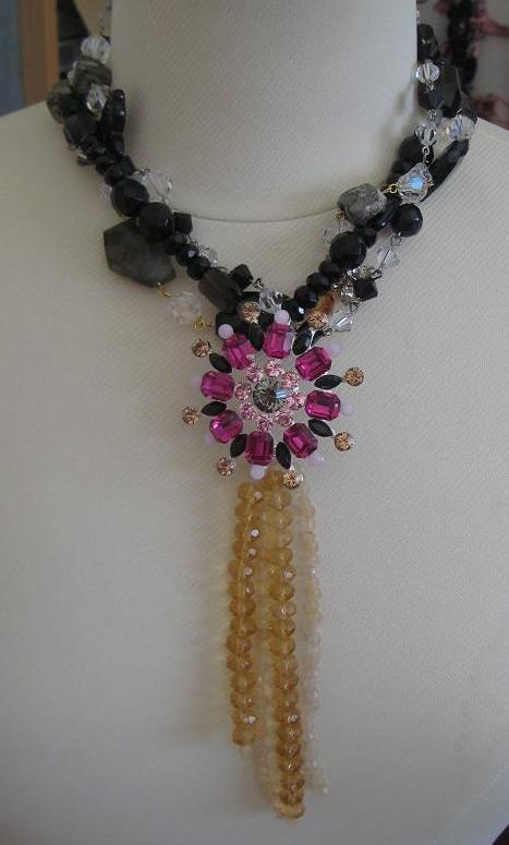 SoniaM Designs Fabulous Jewels Citrene
