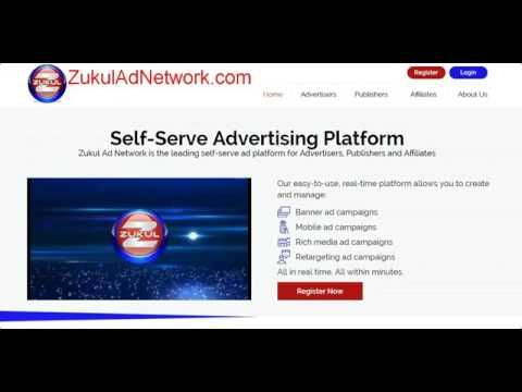 Zukul Ad Network Advertise Your Business With Us Join Today! http://bit.ly/290k564