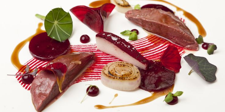 Colin McGurran shares an incredible pigeon with beetroot recipe with Great British Chefs