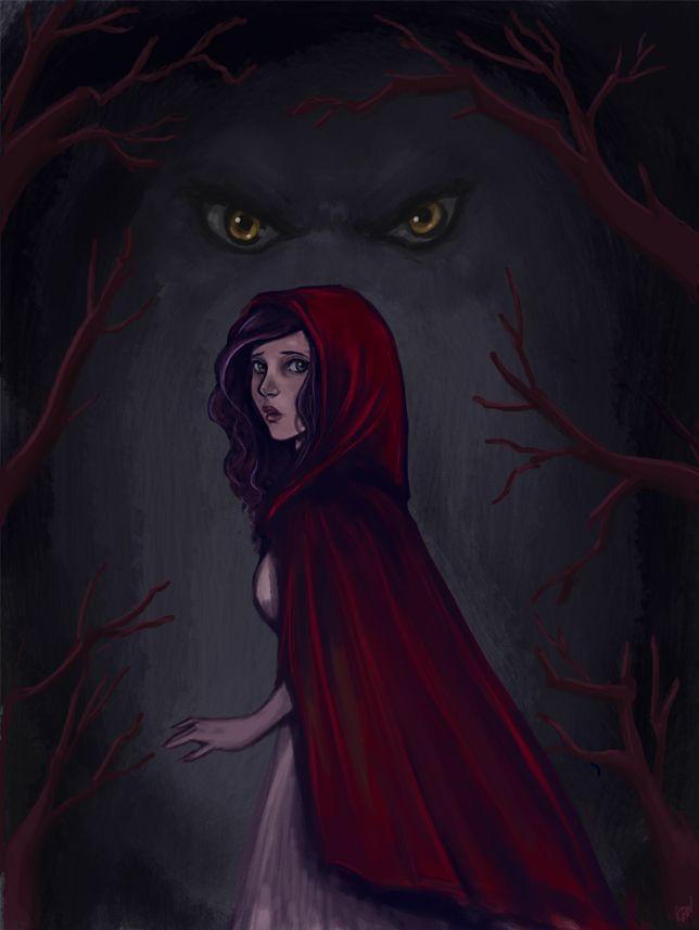 Red by Ratgirlstudios on deviantART . Character Illustration Inspiration