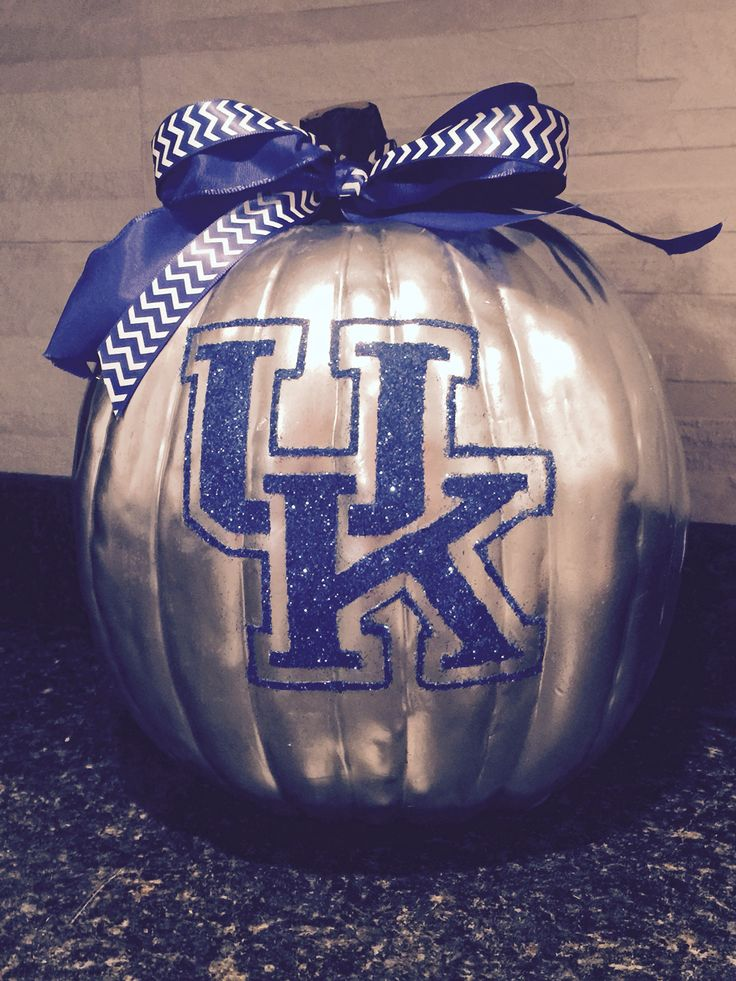 University of Kentucky Pumpkin