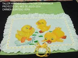 Resultado de imagen para printes pintura entela para toallas