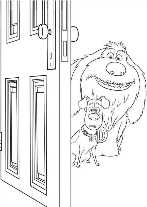 29 coloring pages of Secret Life of Pets on Kids-n-Fun.co.uk. On Kids-n-Fun you will always find the best coloring pages first!