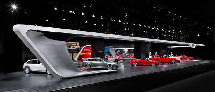 Audi - Salon internacional des automovil Barcelona 2013   Schmidhuber