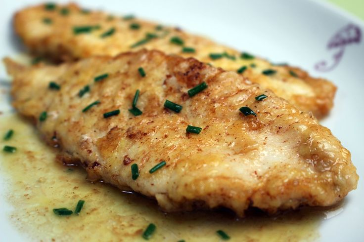 Flounder with Lemon Butter | Jacques Pepin – Heart and Soul | KQED Food | from #JPHeartandSoul