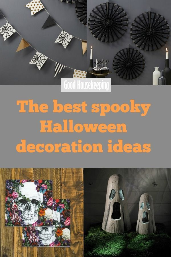 The best spooky Halloween decoration ideas Halloween Inspiration - decoration ideas for halloween party