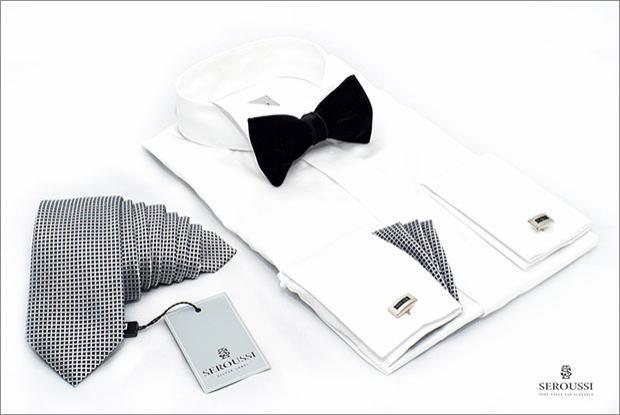 Accesorii | Seroussi -producător și distribuitor de costume bărbătești