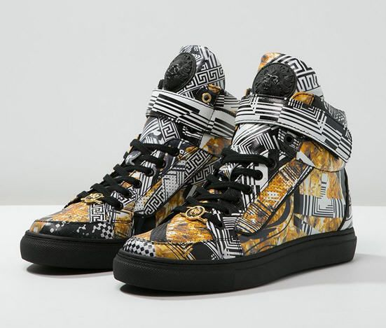864a61f35a26 Versus Versace Baskets montantes multicolor, Baskets Homme Zalando in 2019    everything amazing   Versace, Versus versace, Versace sneakers
