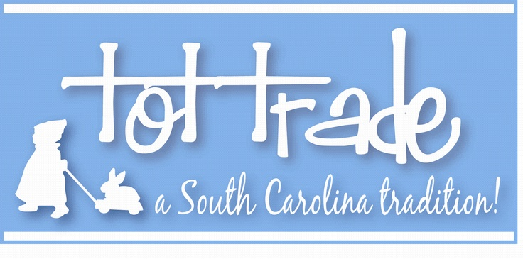 Tot Trade is SC's largest Children's Consignment Sale Event in South Carolina. Born in 1997 and still growing! Come Join us! www.tottrade.net