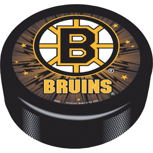 Boston Bruins Hockey Puck 3in X 1in Boston Bruins Boston Bruins Hockey Bruins Hockey