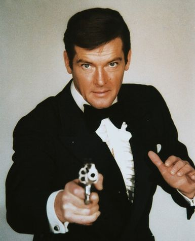 "loved Roger Moore  in the ""Saint"" also"