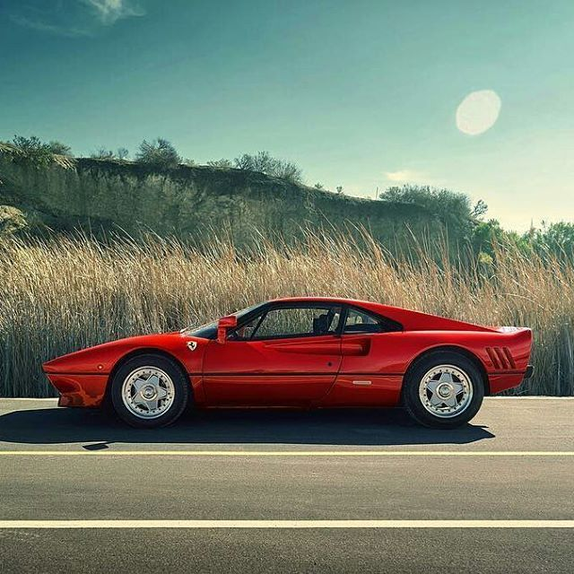 The final 288GTO ever made, personally requested by Enzo Ferrari to be built for Niki Lauda • Captured by @notbland for Joe Sackey Classics