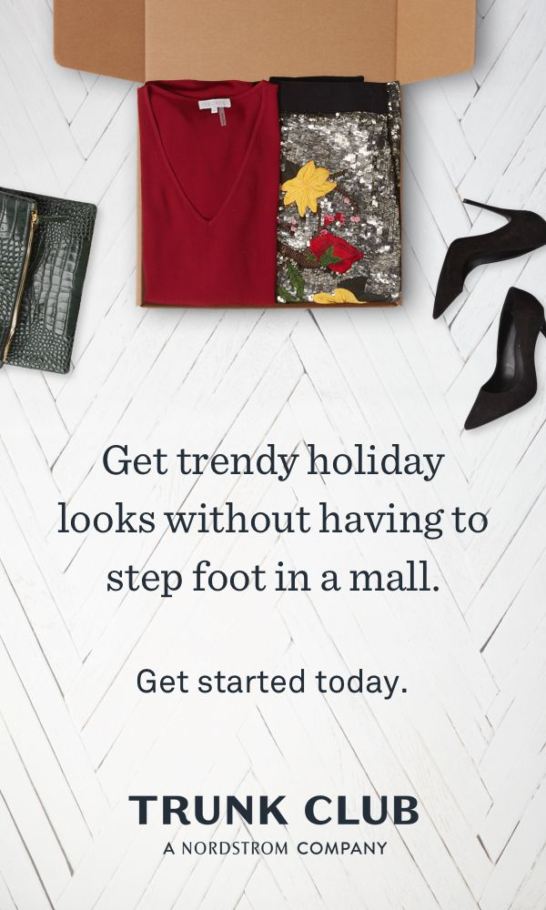 Have a variety of looks delivered to your door. Sign up.  45c0bfe37